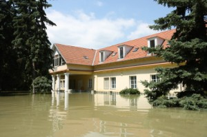 Flooded house iStock_000013475413_ExtraSmall