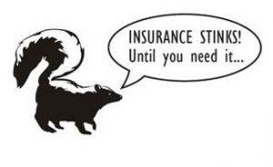 Stinky the Skunk logo