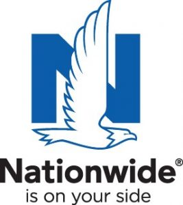 company Logo for nationwide Isnurance
