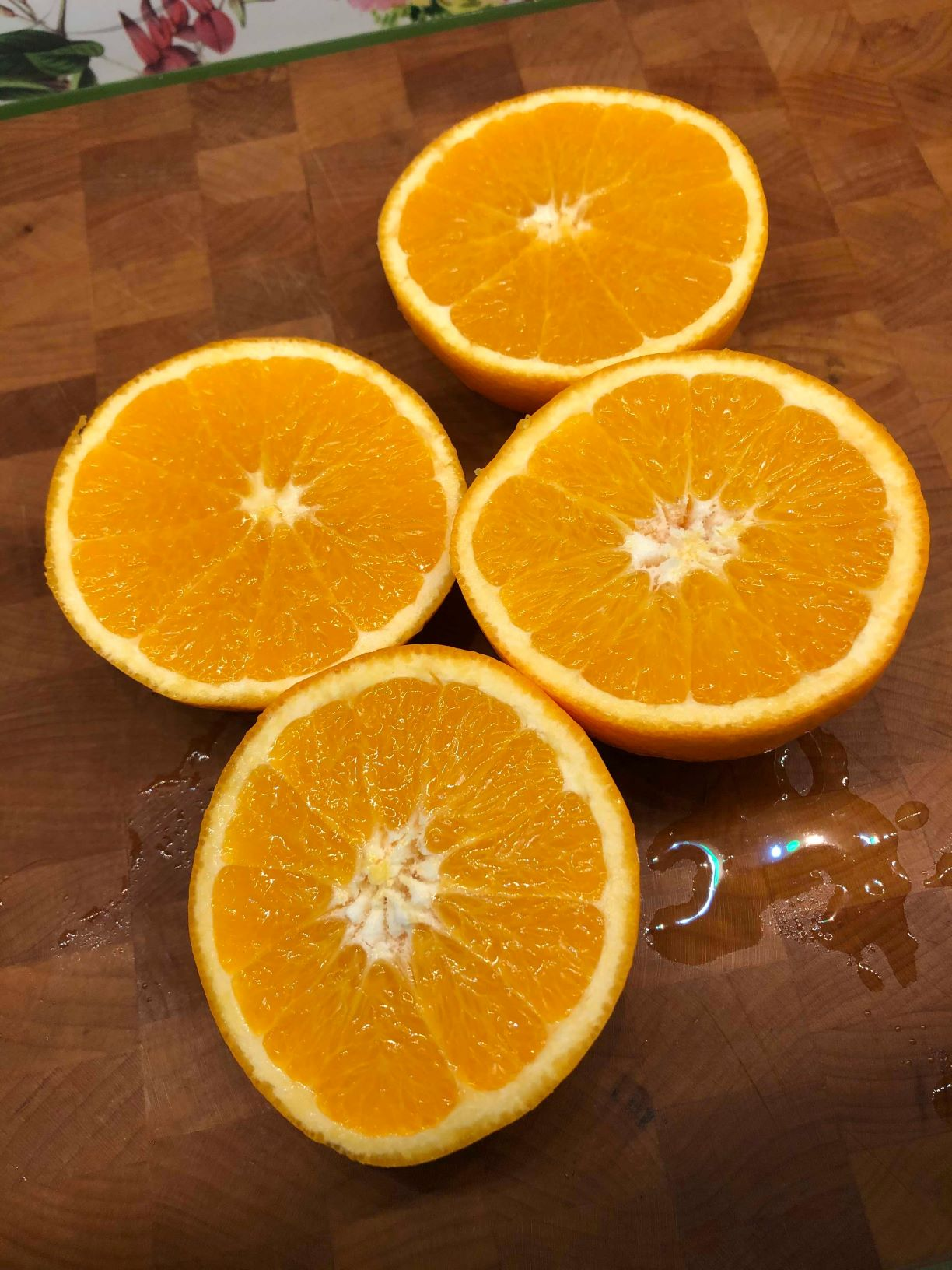 Vitamin C, Oranges, Juicy, Nutritious